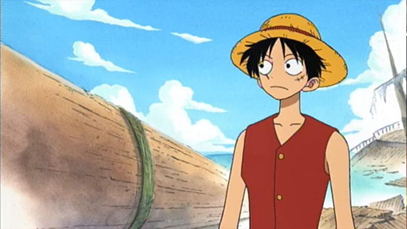 لوفي کلاه حصيري Monkey D.Luffy
